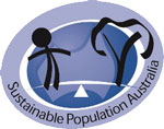 Sustainable Population Australia logo